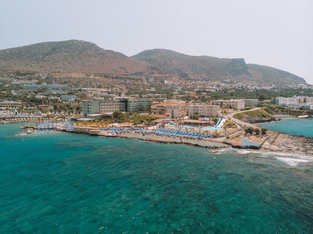 A Dream Resorts in Crete