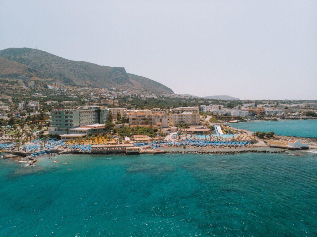 Crete - Hot In April
