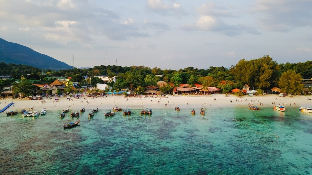 Why Chose Thailand as a family holiday