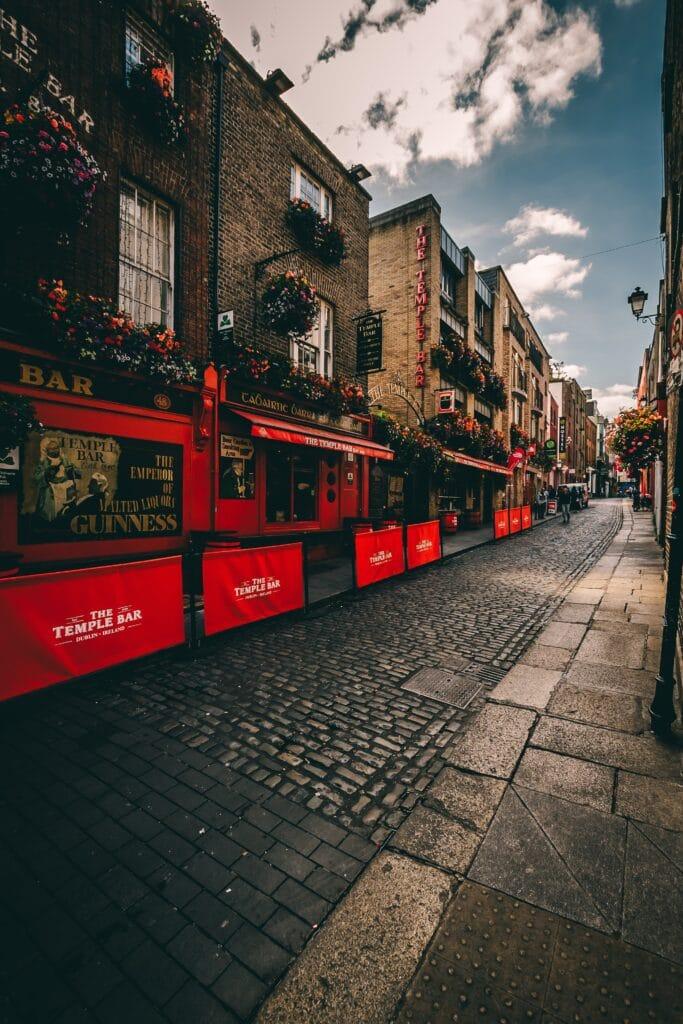 Holiday in Ireland