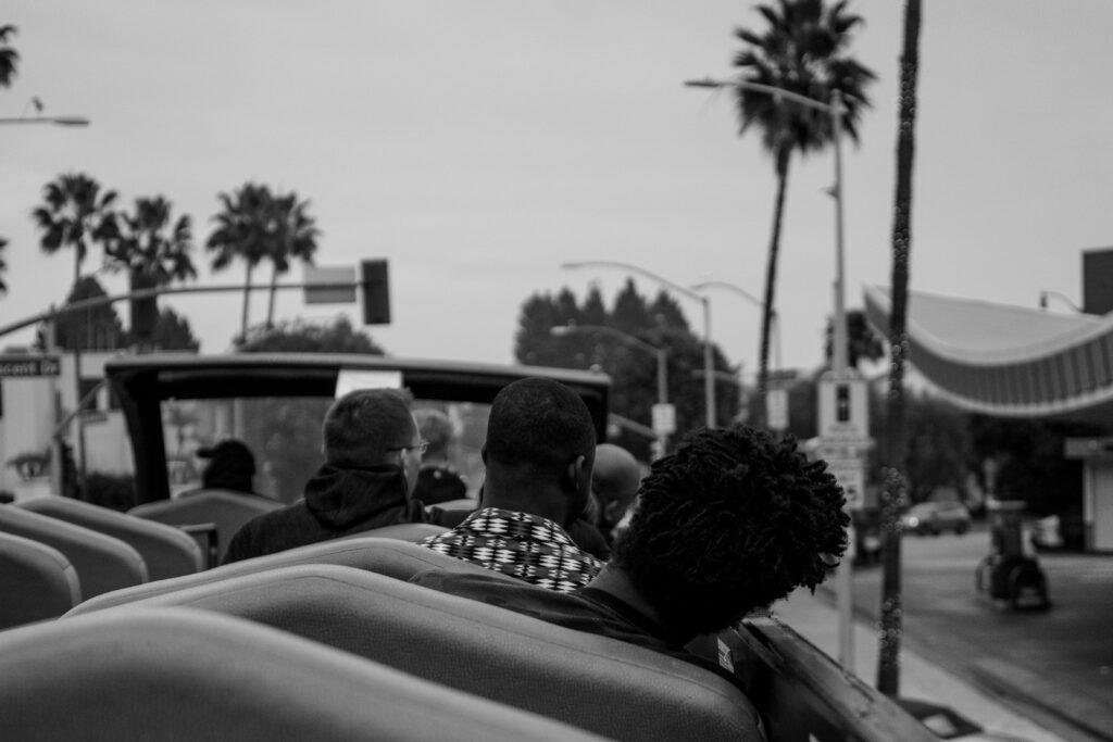 Los Angeles Hop-On Hop-Off Bus Tour