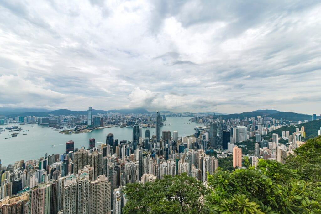 The Day of Lunar Hong Kong