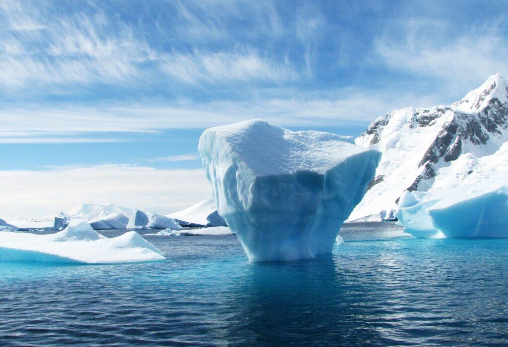 amazing places Antarctica