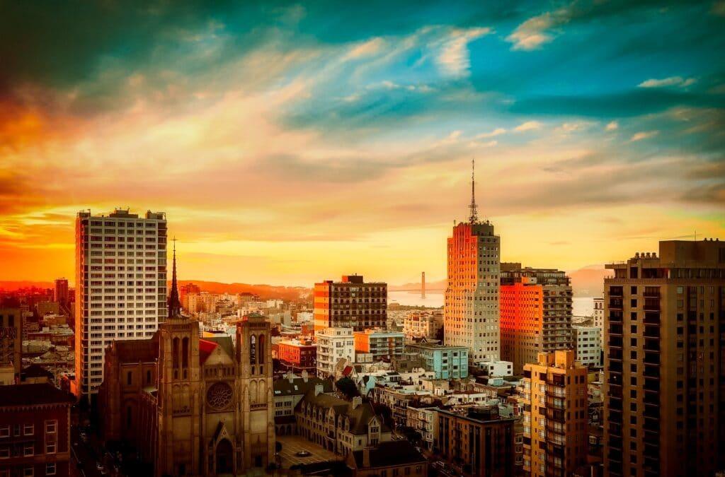 View the San Francisco Skyline