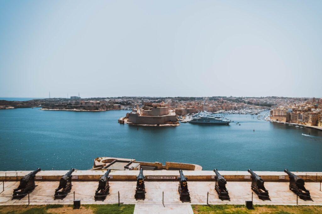 Malta - hot in November short haul