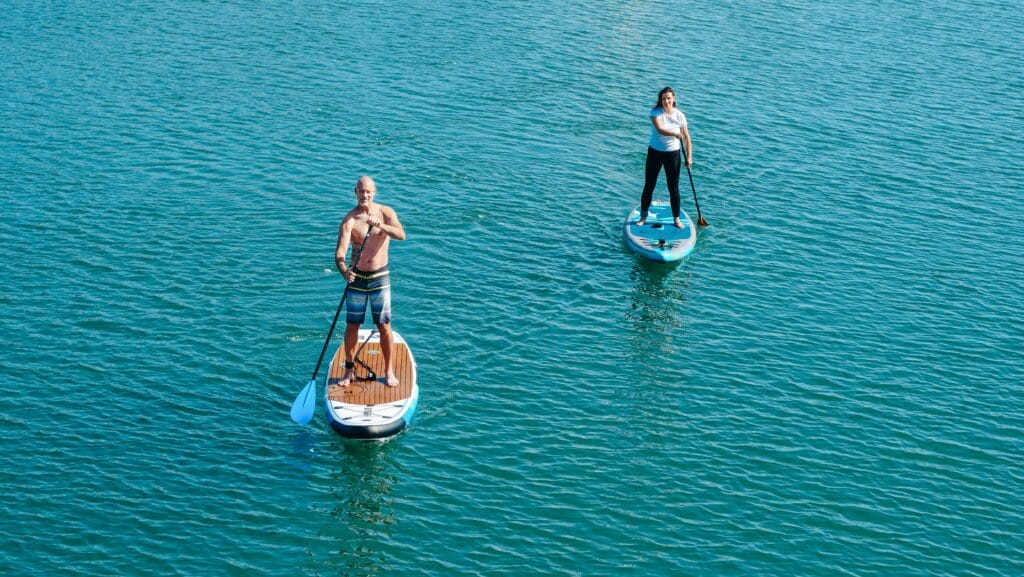 Learn How to Standup Paddleboard