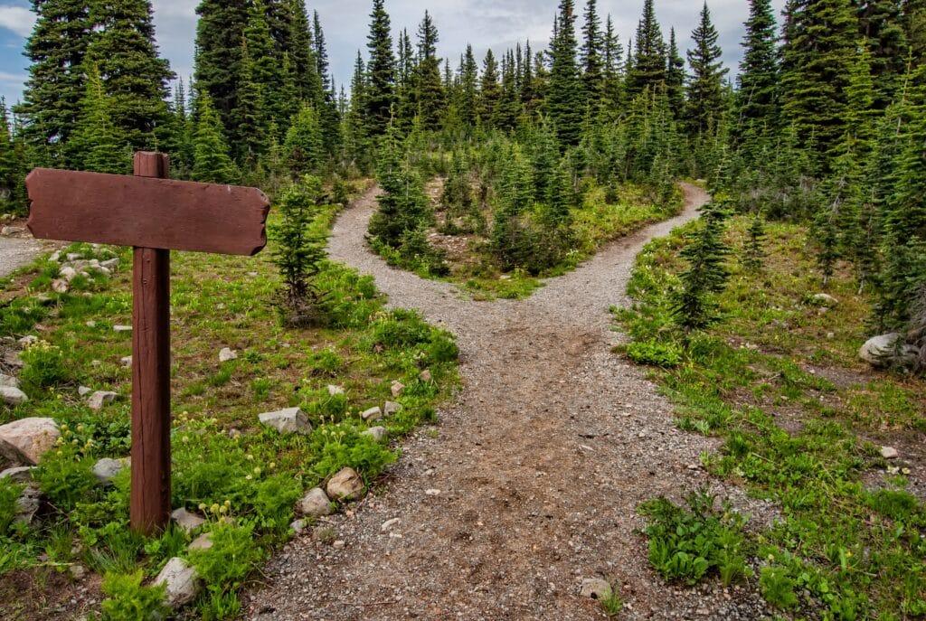 Mishe Mokwa Trail